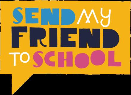 Send my friends to school