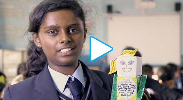 Watch our short film, and find out why 2015 is so important for Send My Friend to School! You can see full film by ordering a pack - click here for details